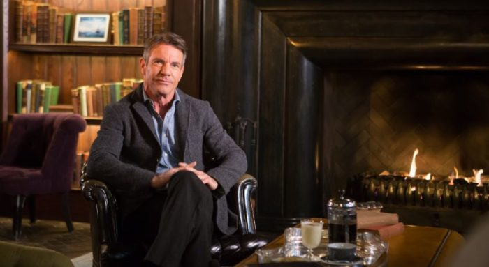 Dennis Quaid stars in Fortitude tourism video