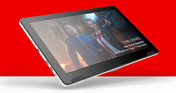 """Virgin launches new """"TellyTablet"""""""