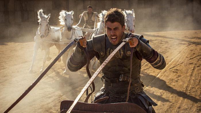 VOD film review: Ben-Hur (2016)
