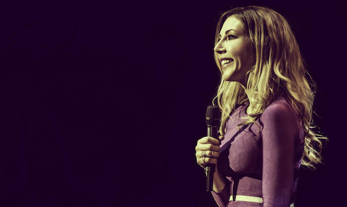 Katherine Ryan returns to Netflix with Glitter Room special