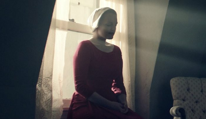 Where can I watch The Handmaid's Tale online legally in the UK?