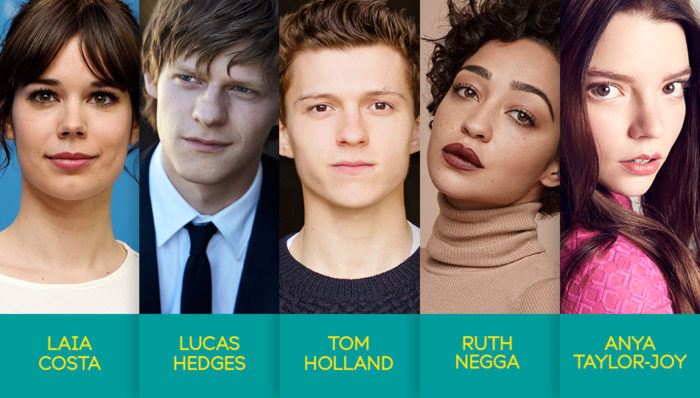 BAFTA Rising Star Nominees 2017: Where you can see them in action on Netflix and Amazon