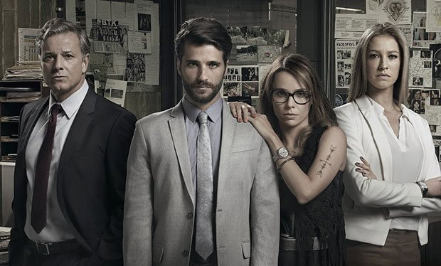 Walter Presents TV review: Merciless