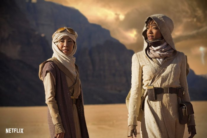 From Storaro to Star Trek: Discovery – 2:1 aspect ratio's big journey to the small screen