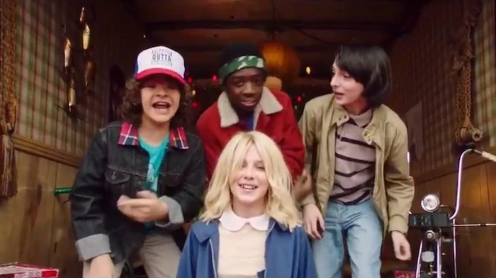 Watch: Stranger Things wins the Golden Globes opening musical number