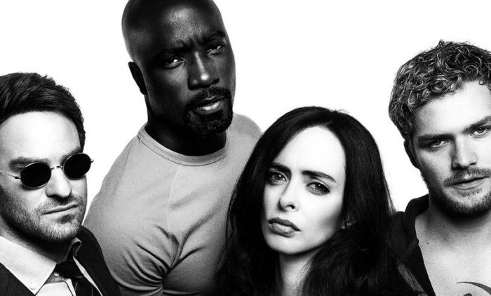 The Defenders gets a new Comic-Con poster