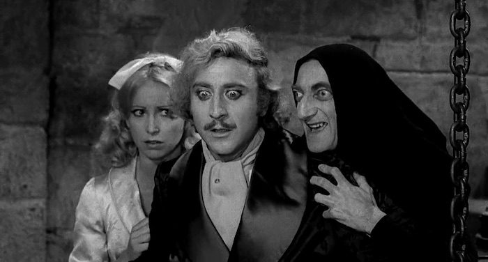 VOD film review: Young Frankenstein