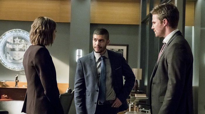 UK TV recap: Arrow Season 5, Episode 13