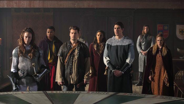 UK TV recap: Legends of Tomorrow, Season 2, Episode 12 (Camelot/3000)