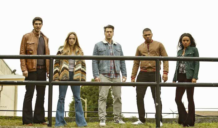 UK TV recap: Legends of Tomorrow, Season 2, Episode 9 (Raiders of the Lost Art)