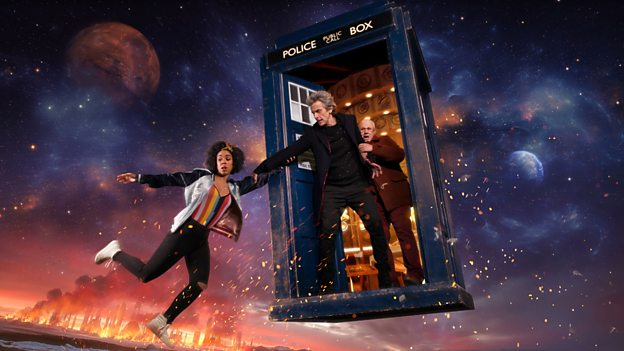 New trailer lands for Doctor Who Season 10