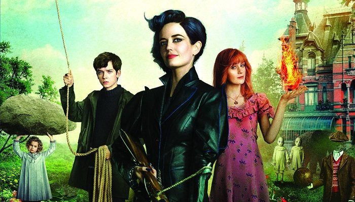 VOD film review: Miss Peregrine's Home For Peculiar Children
