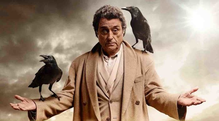 American Gods unveils new posters