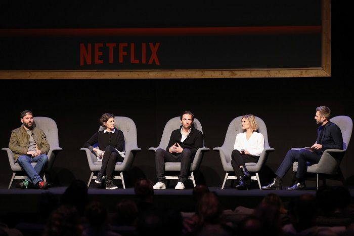 Netflix invests £1.5 billion in European content