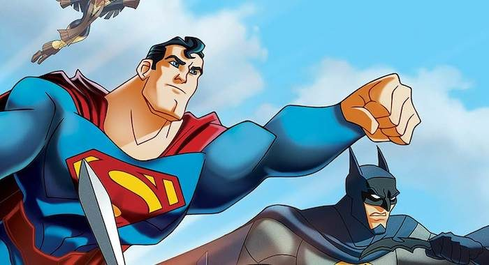 Superhero Sundays: JLA Adventures: Trapped in Time (2014)