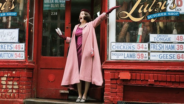 Trailer: Amazon's Marvelous Mrs. Maisel will arrive in November