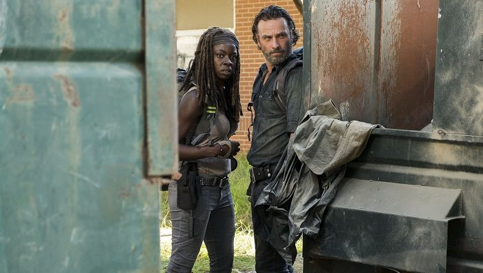 The Walking Dead: Season 7, Episode 12 (Say Yes)