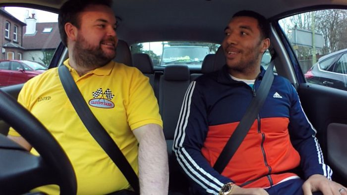 BBC Three launches Taxi To Training