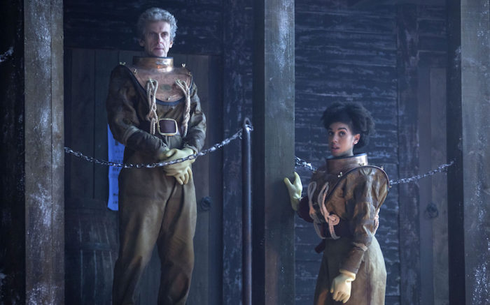 UK TV review: Doctor Who Season 10, Episode 3 (Thin Ice)