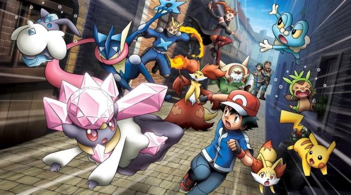 Netflix for kids: Pokémon the Movie: Diancie and the Cocoon of Destruction