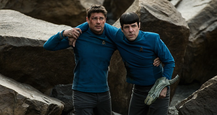 Netflix UK film review: Star Trek Beyond