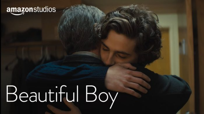 Amazon unveils trailer for Beautiful Boy