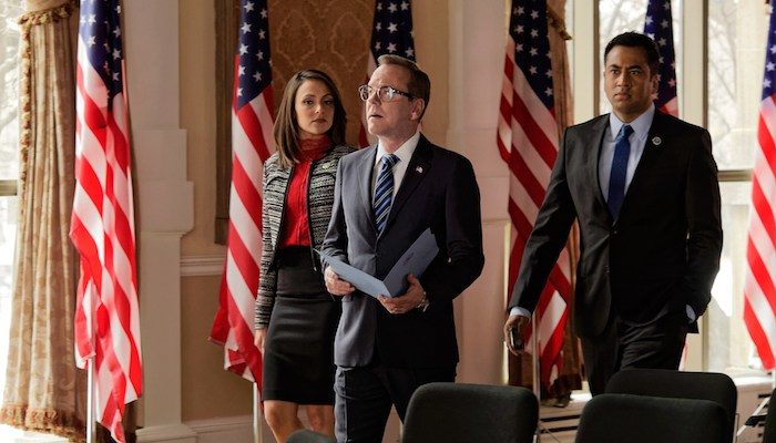 Netflix UK TV review: Designated Survivor: Episode 15