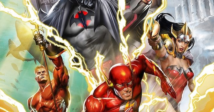 Superhero Sundays: Justice League – The Flashpoint Paradox (2013)