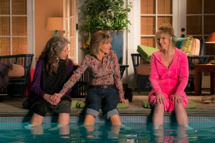 New Grace and Frankie Season 4 trailer introduces Lisa Kudrow
