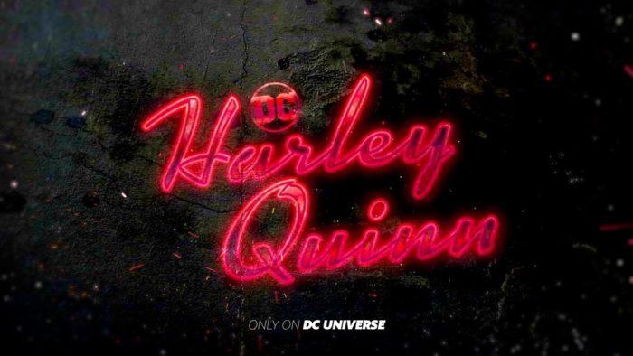 Harley Quinn heads to E4 in UK