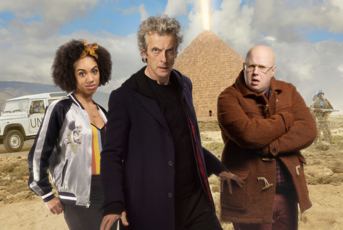UK TV review: Doctor Who Season 10, Episode 7 (The Pyramid At The End Of The World)