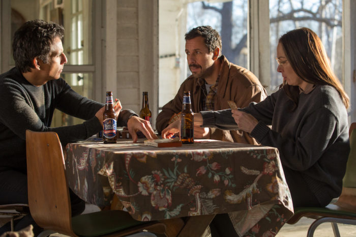Netflix UK film review: The Meyerowitz Stories (New and Selected)
