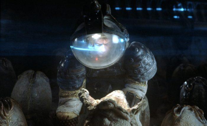 Alien: The sci-fi horror where you can hear people scream
