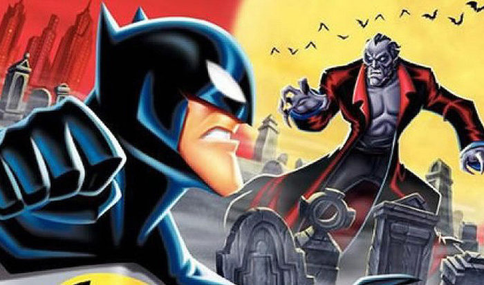 Superhero Sundays: The Batman vs Dracula (2005)