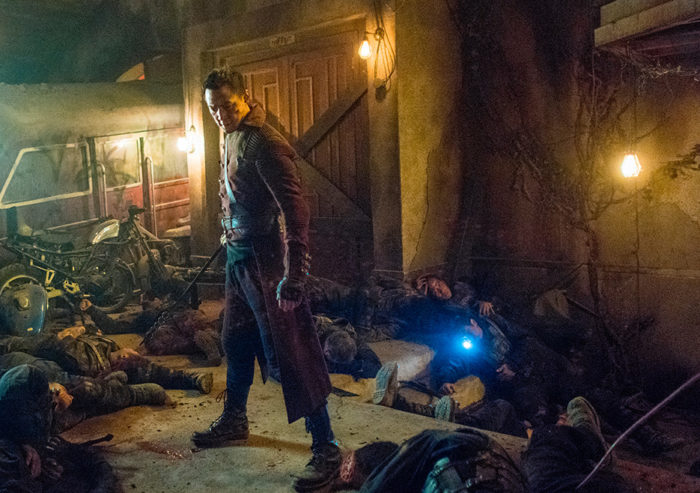 Amazon UK TV review: Into the Badlands Season 2, Episode 10