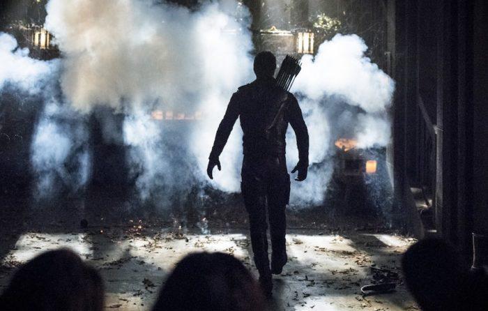 UK TV recap: Arrow Season 5, Episode 23 (Lian Yu)