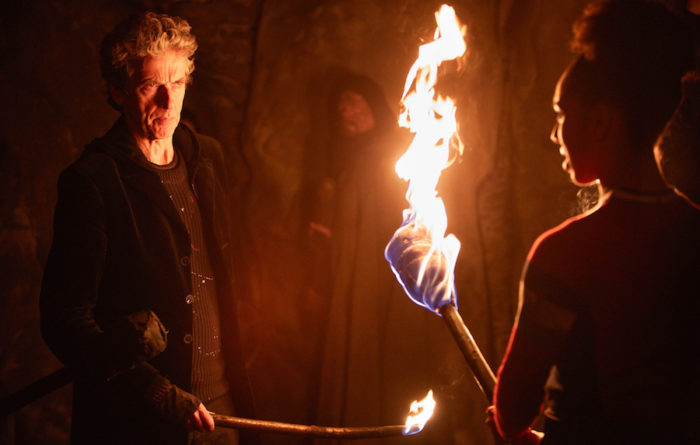 UK TV review: Doctor Who Season 10, Episode 10 (The Eaters of Light)