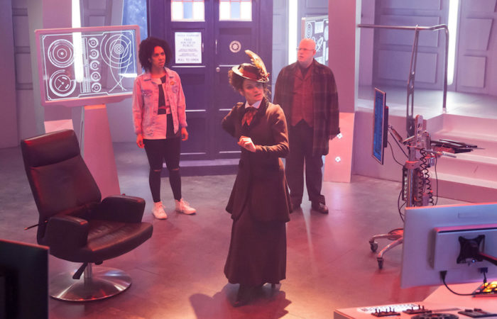 UK TV review: Doctor Who Season 10, Episode 11 (World Enough And Time)