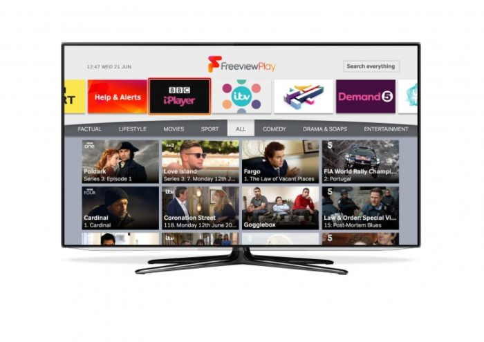 """Freeview Play launches new """"Explore"""" feature to showcase the best on-demand"""