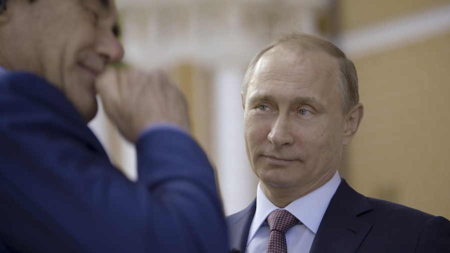 Oliver Stone's The Putin Interviews available to watch online in UK this week