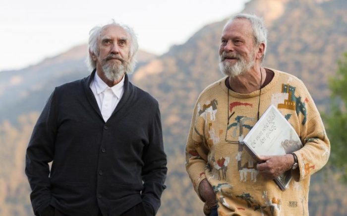 17 Years Later: Terry Gilliam finishes The Man Who Killed Don Quixote