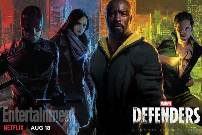 Final trailer for The Defenders arrives