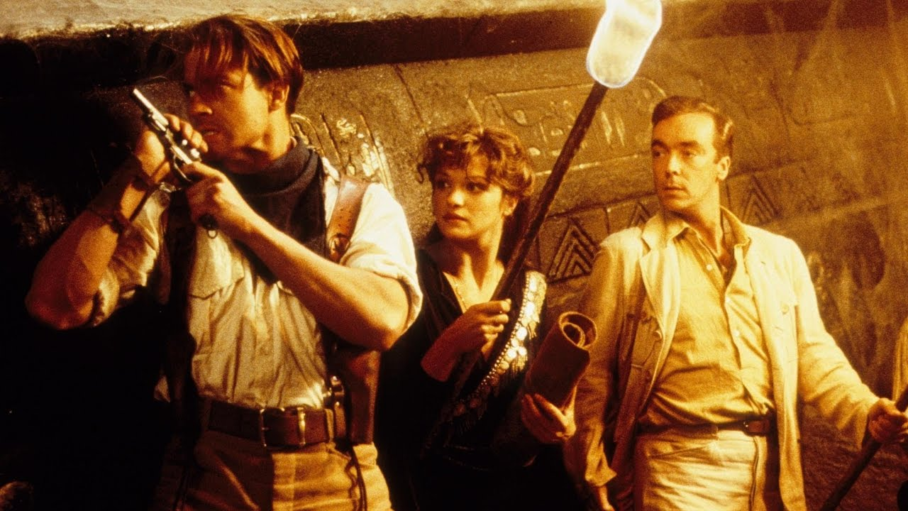 Netflix UK film review: The Mummy (1999)
