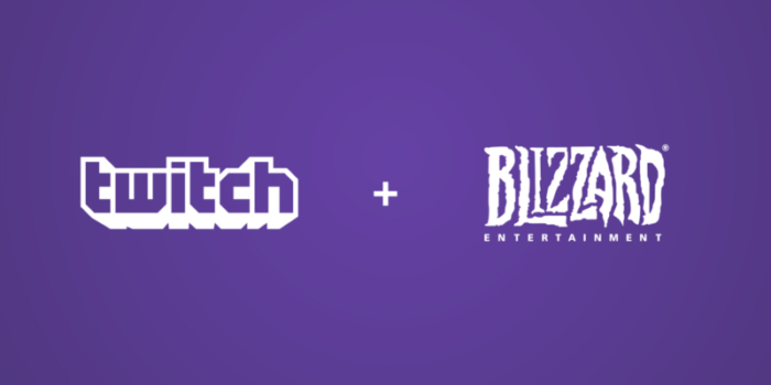 Twitch and Blizzard team up for esports events