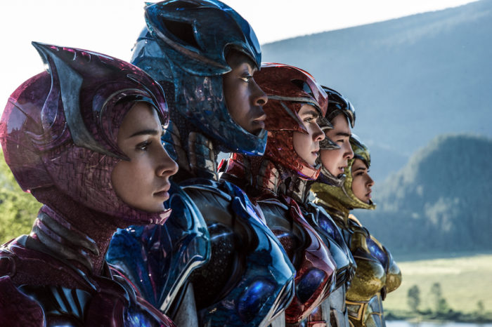 VOD film review: Saban's Power Rangers (2017)