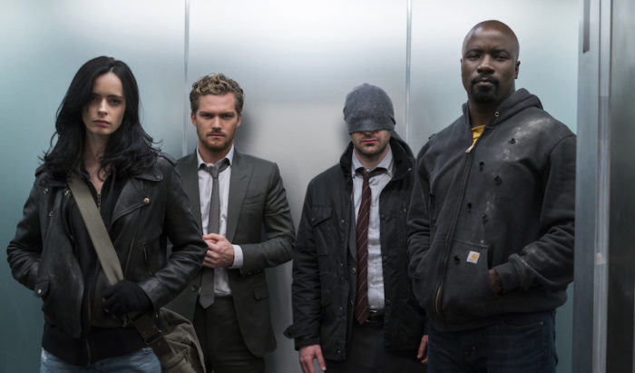 First look Netflix UK TV review: The Defenders