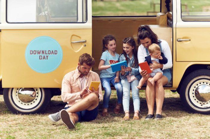 Download Day: Summer break sparks surge in offline streaming