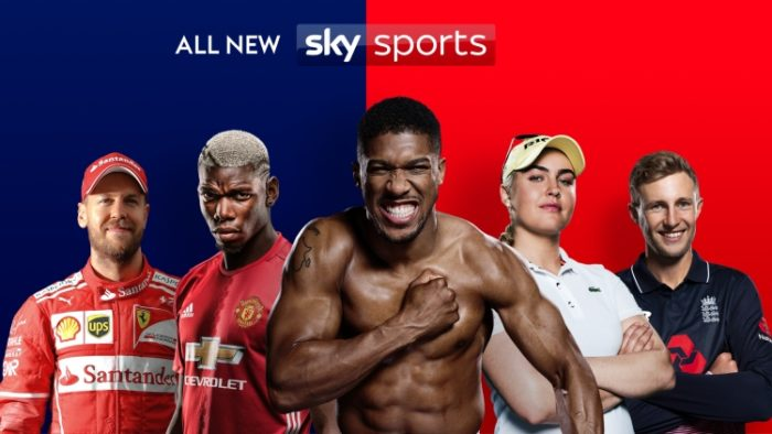 Sky Sports launches new line-up with flexible prices