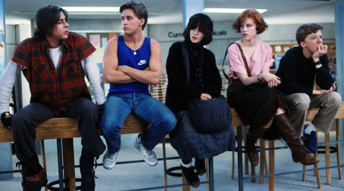 Netflix UK film review: The Breakfast Club