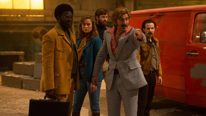 VOD film review: Free Fire